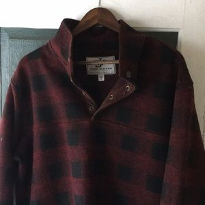 Other - John Wayne timeless classic plaid sweater
